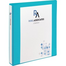 AVE17295 - Avery® Durable View Binders with Slant Rings