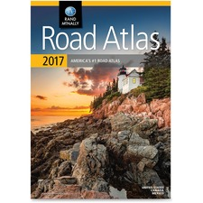 Advantus Rand McNally North American Road Atlas
