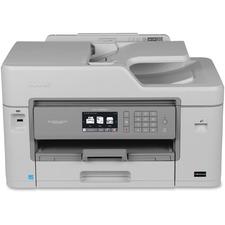BRT MFCJ5830DW Brother MFC-J5830DW Business All-in-One Printer BRTMFCJ5830DW