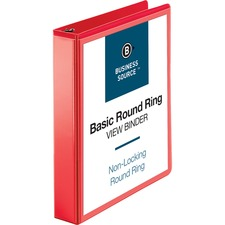 Business Source 9967 Ring Binder