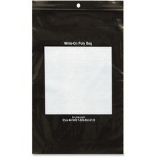 CLI 47469 C-Line Write-On Reclosable Bags CLI47469
