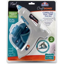 EPI E6052 Elmer's CraftBond Cordless Dual Temp Glue Gun  EPIE6052