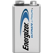 EVE L522BP Energizer Ultimate Lithium 9V Battery EVEL522BP