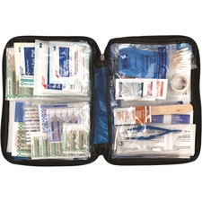 FAO 428 First Aid Only 131-piece Essentials First Aid Kit FAO428