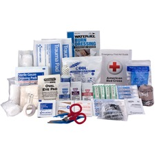 FAO 90617 First Aid Only 50-Person ANSI Aplus Kit Refill FAO90617