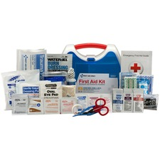 FAO 90697 First Aid Only 141-pc Small First Aid Kit FAO90697