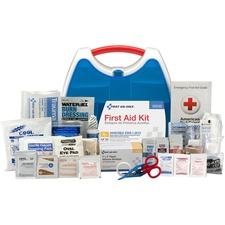 FAO 90698 First Aid Only 260-pc Large First Aid Kit FAO90698
