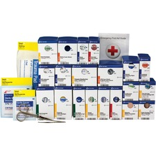 FAO 90827 First Aid Only 202-pc SC First Aid Cabinet Refill FAO90827