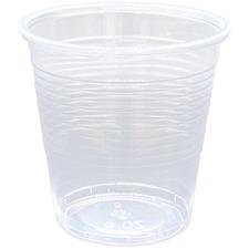 Genuine Joe Translucent Beverage Cup - 147.87 mL - 2500 / Carton - Translucent, Clear - Beverage