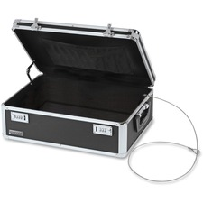 IDE VZ00323 Ideastream Vaultz Locking Storage Chest IDEVZ00323