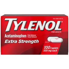 JOJ 044909 J & J Tylenol Extra Strength Caplets JOJ044909