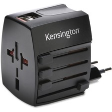 KMW 33998 Kensington International Travel Adapter KMW33998