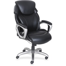 LLR46697 - Lorell Wellness by Design Air Tech Executive Chair