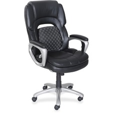 LLR47422 - Lorell Wellness by Design Accucel Executive Chair