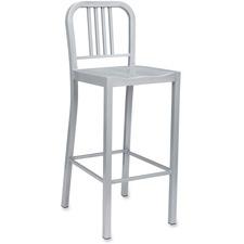 LLR 59500 Lorell Metal Bistro Chairs LLR59500