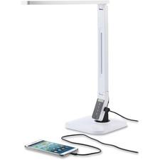 LLR 99773 Lorell Smart LED Desk Lamp LLR99773