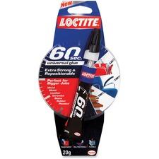 LOC 1983330 Loctite 60 Second Universal Glue LOC1983330