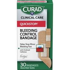 MII CUR5245 Medline Assorted QuickStop Bandages MIICUR5245