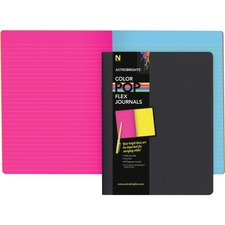 NEE 99724 Neenah Paper Astrobrights Color Pop Flex Journal NEE99724