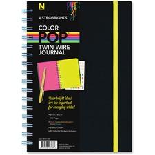 NEE 99728 Neenah Paper Astrobrights Color Pop Journal NEE99728