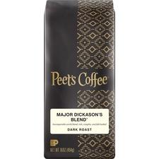 PEE 501677 Peet's Coffee/Tea Major Dickason's Ground Coffee PEE501677
