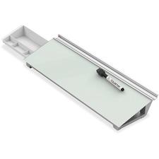 QRTGDP186 - Quartet Glass Dry-Erase Desktop Computer Pad