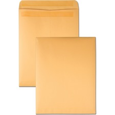 QUA 43763 Quality Park Kraft Redi-Seal Envelopes QUA43763