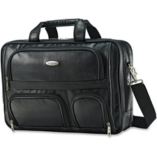SML 932925 Samsonite Expandable 2-Compartment Briefcase SML932925