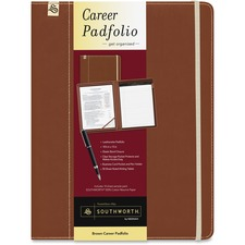 SOU 99672 Southworth Career Padfolio SOU99672