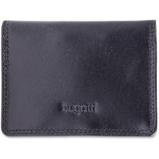 STB BCC97349BLK Stebco Bugatti Business Card Case STBBCC97349BLK