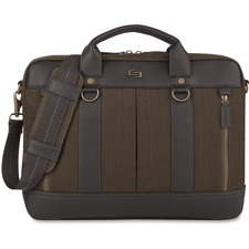"USL EXE1353 US Luggage Bradford 15.6"" Slim Brief USLEXE1353"