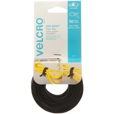 VEK 95172 VELCRO Brand One-Wrap Thin Ties VEK95172