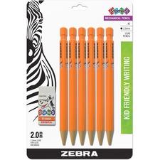 ZEB 52816 Zebra Cadoozles Starters Mechanical Pencils ZEB52816