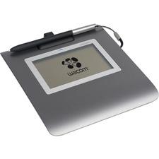"Wacom STU-430V Signature Pad - Monochrome LCDUSB - 3.78"" (96 mm) x 2.36"" (60 mm) Active Area LCD - 320 x 200 - USB"