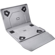 """Kensington 64417 Carrying Case (Portfolio) for 11.6"""" Chromebook - Black - Damage Resistant, Wear Resistant, Drop Resistant, Scratch Resistant, Tear Resistant - EVA Foam, Faux Leather - Hand Strap - 1 Pack - Retail"""