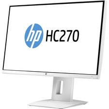"HP HC270 27"" LED LCD Monitor - 16:9 - 14 ms"