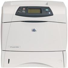 HP LaserJet 4250N Laser Printer - Monochrome - 1200 x 1200 dpi Print - Plain Paper Print - Desktop