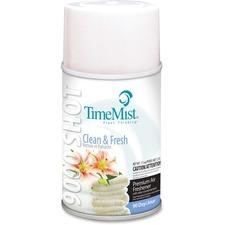 TMS 1042637 TimeMist Metered Dispenser Clean/Fresh Refill TMS1042637