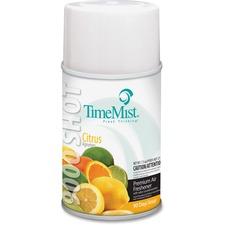 TMS 1042649 TimeMist 9000 Disp. Refill Citrus Air Freshener TMS1042649