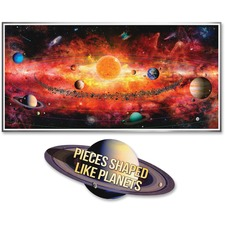 ABW 158A A Broader View 500-piece Solar System Puzzle ABW158A