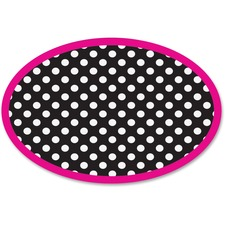 ASH10048 - Ashley Dotted Oval Magnetic Whitebrd Eraser