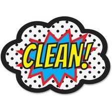 ASH 10053 Ashley Prod. CLEAN! Magnetic Whiteboard Eraser ASH10053