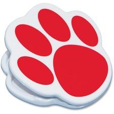 ASH10221 - Ashley Animal Paw Magnet Clip