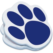 ASH 10223 Ashley Prod. Animal Paw Print Magnet Clip ASH10223
