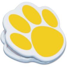 ASH10225 - Ashley Animal Paw Magnet Clip
