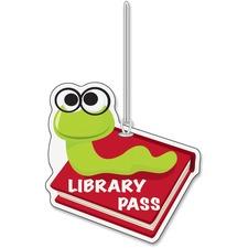 ASH10388 - Ashley Bookworm Design Library Pass