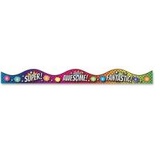 ASH11127 - Ashley Superhero Design Big Magnetic Border