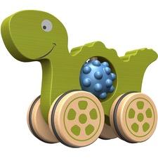 BGA B1403 BeginAgain Toys Toddlers Nubble Rumblers Dino Toy BGAB1403