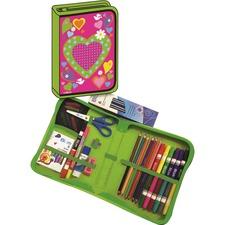 BUM 26011669 Blum USA Hearts School Gear Kit BUM26011669