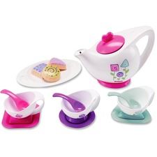 FIP DVH28 Fisher Price Color Changin' Treats Tea Set FIPDVH28
